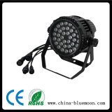 Alto potere LED Waterproof PAR Light (YE034) di Light 3W 36PCS di natale