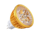 Hot Selling MR16 High Power LED en aluminium lampe à LED
