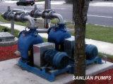 Abwasser-selbstansaugende nicht Klotz-Wasser-Pumpe (Str.)