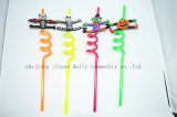 2016 Hot Selling Silly Straws Manufacturer (JY-16631)