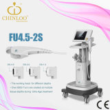 Fu4.5-2s High Intensity Focused Ultrasound Hifu Face Lift para Anti-envelhecimento
