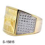 مصنع بيع بالجملة 925 [سترلينغ سلفر] ورك جنجل مجوهرات