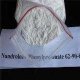 筋肉副作用のない構築の白いNandroloneのPhenylpropionateの粉