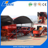 Wt1-25 Maunal Interlocking Block / Brick Machine Production Line