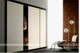 Шкаф лака лоска мебели дома самомоднейшей конструкции высокий