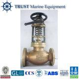 Marinebrennölbecken-Emergency Absperrventile der bronzen-5kg/Cm2