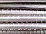 Barra deforme di rinforzo della barra d'acciaio (BS 4449 B500B)
