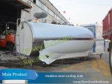 De KoelTank van het roestvrij staal voor de Verse KoelTank van de Melk 5000L