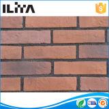 이라크에 있는 저가 붉은 벽돌 찰흙 벽돌, 벽 클래딩을%s 건축재료 Atificial 문화 벽돌, 경량 찰흙 벽돌 (YLD-20044)