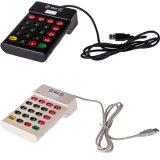 Lector de tarjetas de la raya magnética Sh802 con el lector de tarjetas de RFID, teclado