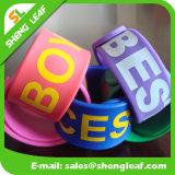 Diverse Armbanden van de Tik van het Silicium van de Kleur van het Suikergoed van de Grootte/van Kleuren Milieuvriendelijke