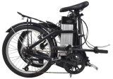 Bicicleta plegable eléctrica sin cepillo caliente 20inch del estilo 36V 250W