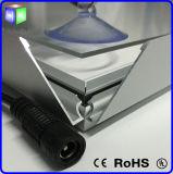 """24 diodos emissores de luz """" X32 """" que anunciam a caixa leve do frame de alumínio Ultra-Magro da decoração"""