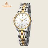 アナログ表示装置71119が付いている贅沢な女性水晶腕時計