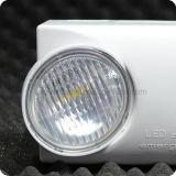 LED Twinspot Emergency con la PANNOCCHIA 4hours