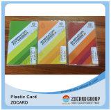 Cartão esperto Multi-Frequency da microplaqueta RFID de RFID