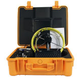 Transmissor Camera para Pipe Inspection Camera com câmara digital de Recorder