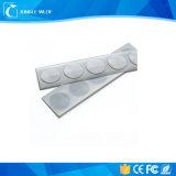 Rodillo barato imprimible de calidad superior de la etiqueta engomada de la etiqueta de Ntag215 NFC impermeable