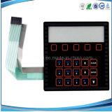 Grande tastiera dell'interruttore di membrana della finestra