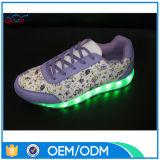 Het Beste van de Markt van de V.S. verkoopt de LEIDENE Opvlammende Schoenen van Lichten, Hogere Mannelijke LEIDENE van Pu Schoenen