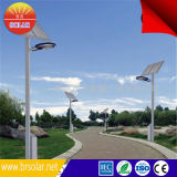 off-Grid 12hrs Working Tempo Solar LED Street Light