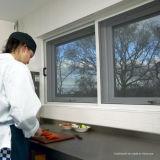 Preço deslizante da oferta de Windows do alumínio do vidro laminado da proteção de Sun melhor