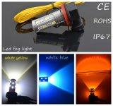 2015 doppio indicatore luminoso di nebbia dell'automobile LED DRL di colore 11W