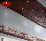 Hölzernes Korn-Innenaluminiumfassade-Panel/Hochbau-Material-Decken-Vorstand