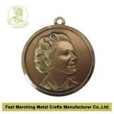 Medaglia corrente di sport su ordinazione di maratona & medaglia del ricordo