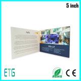 Tarjeta de felicitación video de /LCD de la tarjeta de felicitación de Shenzhen