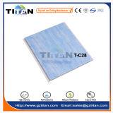 Profil de panneau de plafond de bout droit de PVC