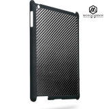 Apple iPad 2를 위한 공장 Directly Selling Carbon Fiber Rubberized PC Plastic Case 3 4