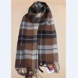 Knitwear шерстей верблюда одежды кашемира шарфа решетки шерстей яков