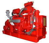 60Hz 1000kw Water Pump Diesel Generator para Emergent Fire Fighting