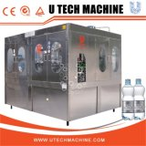 Machine de remplissage automatique de ligne d'embouteillage de l'eau de bouteille d'animal familier/eau de source