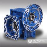 China, RV Series Gusano de aleación de aluminio Caja de engranajes