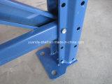 Estante resistente ajustable de la paleta del almacén del precio de fábrica para el almacenaje