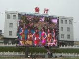 Alta pantalla de visualización al aire libre de LED Mbi5124 de la definición P10-4s