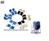 Présidence acrylique de bureau de contre-plaqué de présidence de Metting (BZ-0195)