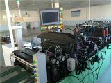 Utilizado de la prensa electrónica Hya-9-1050f del fotograbado del mecanismo impulsor de eje