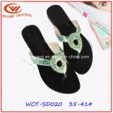 Sandali di prezzi del pistone delle donne di modo migliori per le signore