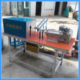 Efficiency elevado Steel Rod Forging Induction Heating Furnace com Pusher (JLZ-90)