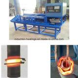 O CNC controla a indução da chave de tubulação que extingue o equipamento