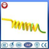 O fio do PVC, fio da casa, CE aprovou o fio do edifício