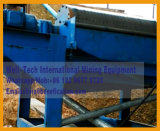 Separador seco do cilindro magnético de intensidade elevada