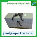Новая коробка одеяния еды торта бумаги печатание цвета способа