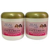 Cosméticos de amaciamento & hidratando do creme de face da vitamina do zelo