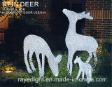 Lovely Animal LED Motif Verlichting voor Square / Park Decoration