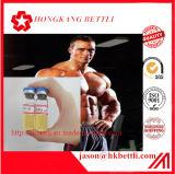Esteroides anabólicos inyectables de Enanthate 250mg/Ml de la testosterona para el aumento del músculo del Bodybuilder