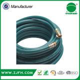 Mangueira de alta pressão do pulverizador do inseticida do PVC dos fios de poliéster